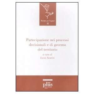 di governo del territorio (9788884928177) L. Santini Books