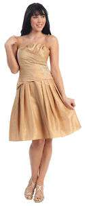 NEW HOMECOMING DRESS COCKTAIL PARTY BRIDESMAID DRESSES