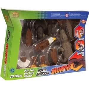 Wild Republic Morphs Boxed Set North American Toys