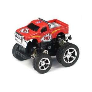 Kansas City Chiefs 2005 Mini Monster Truck