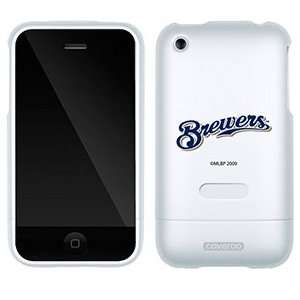 Milwaukee Brewers Brewers on AT&T iPhone 3G/3GS Case by