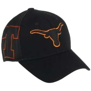 Texas Double Dip One Fit Hat (Black)