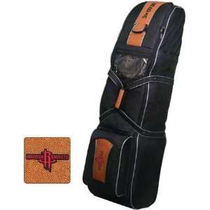 Houston Rockets NBA Golf Bag Travel Cover Sports