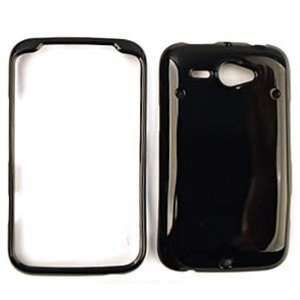 HTC CHACHA / HTC Status Honey Black Hard Case, Cover
