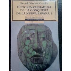 De America, 2A): Bernal Diaz del Castillo, Miguel Leon Portilla: Books