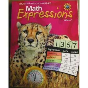 Mifflin Harcourt Math Expressions (Math Expressions 2009   2012
