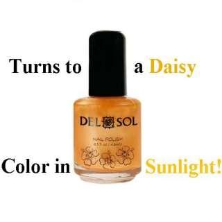 Del Sol Color Changing Nail Polish Surfer Girl