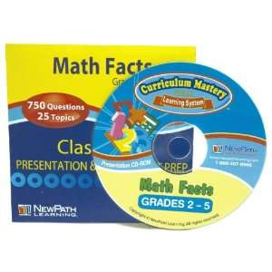 Newpath Math Facts Grades 2   5 Classroom Presentation