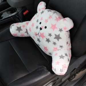 Lumbar Pillow Lumbar Support Cushion Star Bear, Large