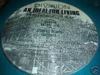JOY DIVISION AN IDEAL FOR LIVING 12 PICTURE DISC PUNK