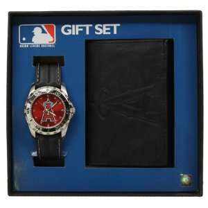 Los Angeles Angels Of Anaheim   Watch And Wallet Sports