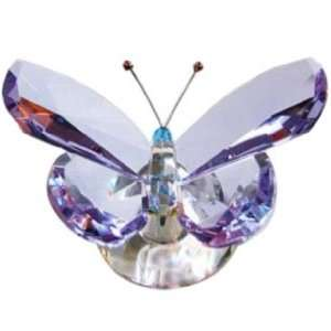 K9 Crystal Butterfly Home Furnishing ( Valentines Day Gift, Birthday