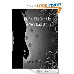 Girl (The Bad Kitty Chronicles): Lelei Adams:  Kindle Store