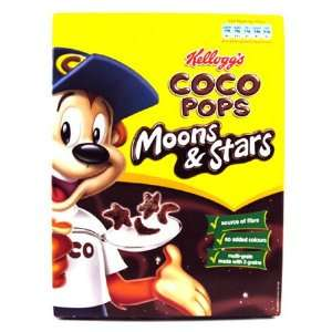 Kelloggs Coco Pops Moon and Stars 350g  Grocery & Gourmet
