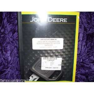 John Deere Killefer 1200 Disk Harrows OEM OEM Owners Manual: John