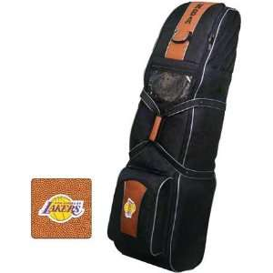 Los Angeles Lakers NBA Golf Bag Travel Cover Sports