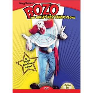 Bozo: The Worlds Most Famous Clown, Vol. 1