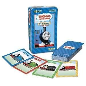 homas & Friends 48 Jumbo Card Game Briarpach oys
