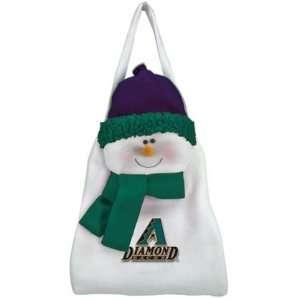MLB Arizona Diamondbacks Snowman Door Sack 21 1/2 Sports
