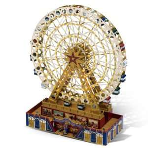 Mr. Christmas Worlds Fair Grand Ferris Wheel Home