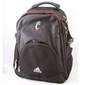adidas Cincinnati Bearcats Black New Campus Backpack