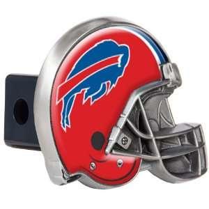 Buffalo Bills Great American Metal Helmet Trailer Hitch Cover