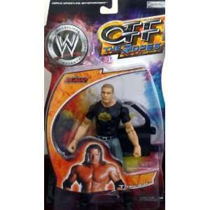 TRIPLE H   WWE Wrestling Exclusive Off the Ropes Figure by