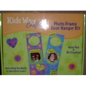 Photo Frame Door Hanger Kit: Toys & Games