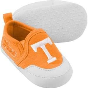 Tennessee Volunteers Tenn Orange Baby Prewalk Shoe Sports