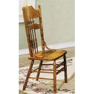 Syle Beehive Solid Wood Dining Side Chair/Chairs Furniure & Decor