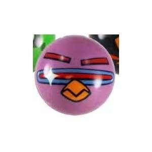 Angry Birds Space 3 Foam Ball   Purple Lazer Bird Toys & Games