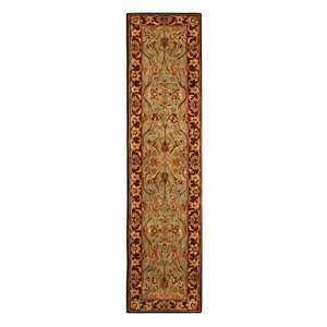 Safavieh HG794A Heritage Collection 2 Feet 3 Inch by 10 Feet Handmade
