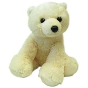 White polar bear plush stuffed animal teddy kids toy doll baby 18