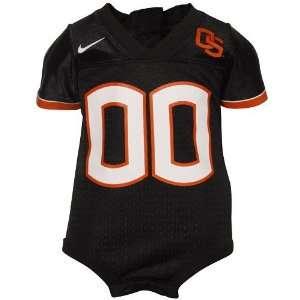 Nike Oregon State Beavers Infant Black Football Jersey
