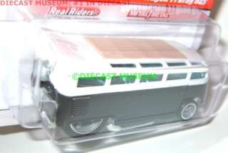 VOLKSWAGEN VW T1 DRAG BUS PHILS GARAGE HOT WHEELS RARE!