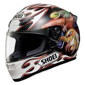 Shoei RF 1000 RF1000 PICOTTE 3 TC5 BLACK SIZEXSM MOTORCYCLE Full Face