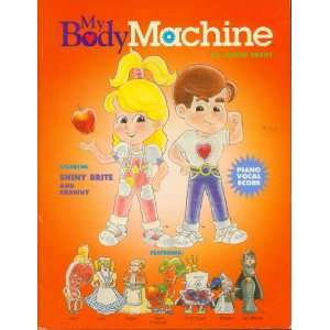 My Body Machine, 1989 Edition, Paperback, janeen brady