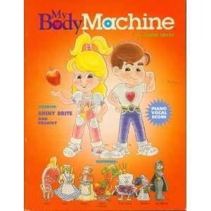 My Body Machine, 1989 Edition, Paperback, janeen brady