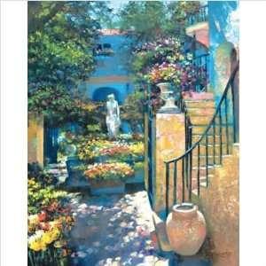 WeatherPrint 1005 Palm Beach Flower Garden Outdoor Art