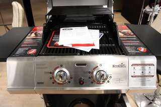 Char Broil RED Infrared Urban Gas Grill Model # 463250211