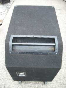 52 LX 18 Folded Horn 18 Inch Subwoofer Cabinet LX18