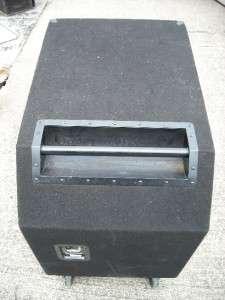 52 LX 18 Folded Horn 18 Inch Subwoofer Cabinet LX18 |