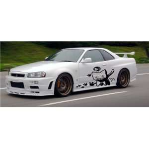 CAR VINYL GRAPHICS STICKER DECAL ANIME MANGA 002 Home