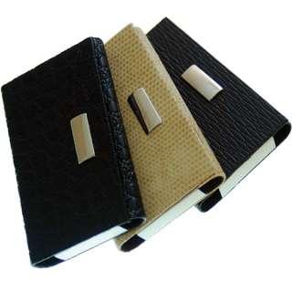 Business Credit ID Card Holder Case Wallet #907702 803698925446