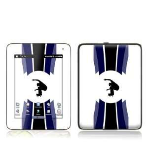 Ollie Blue Design Protective Decal Skin Sticker for Velocity