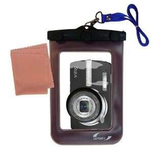 Gomadic Clean n Dry Waterproof Camera Case for the Olympus