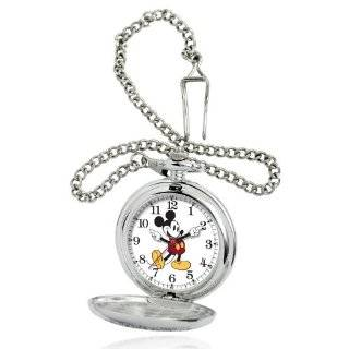 Disney Kids D449 Mickey Mouse Adventure Clip Watch Watches