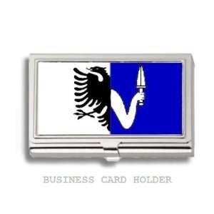 Connacht Irish Province Flag Business Card Holder Case