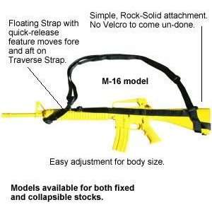 Spec Ops 101 Three Point Combat Weapon Sling, M16, Foliage