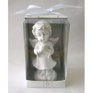 Set of 12 Baby Angel Praying on Clouds Statue Religious